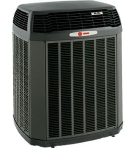 Trane 4TTX Series 18 SEER 1/8 hp Two-Stage R-410A Split-System Air Conditioner T4TTX8024A1000A