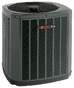 Trane 4TTR7 Series 17 SEER 1/8 hp Two-Stage R-410A Split-System Air Conditioner T4TTR7024A1000A