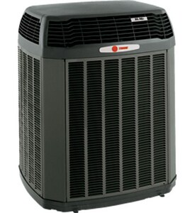 Trane 4TTX Series 4 Ton 18 SEER 1/5 hp Two-Stage R-410A Split-System Air Conditioner T4TTX8048A1000A