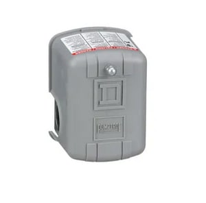 Square D Company Pressure Switch S9013FSG2J24