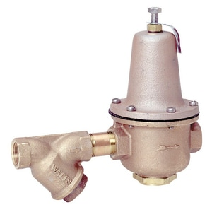 Watts Series LF223S 300 psi Female Threaded Copper Alloy Water High Pressure Regulator Valve WLF223S