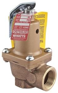 Watts 2 in. Boiler Pressure Reducing Valve WLF174A125K