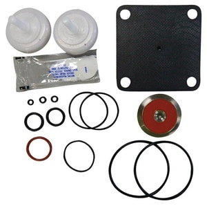 Watts Repair Kit for Watts Regulator Series 909 Reduced Pressure Zone Assemblies WLFRK909RT