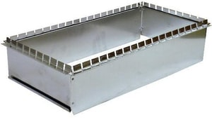 Snappy 25 x 10 in. Straight Start Collar SNA4525103