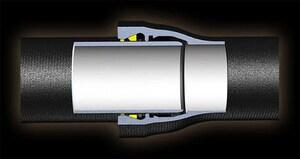 American Cast Iron Pipe Flex-Ring® Ductile Iron Pipe AFRGFL250P