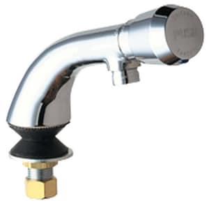 Chicago Faucet 1-Hole Lavatory Motor Faucet 0.25 Gpc C807E12665PAB