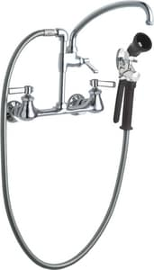 Chicago Faucet Pre-Rinse Fitting With 613-A ADA C509GCLABCP