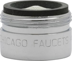 Chicago Faucet 0.5 gpm Pressure Compensating Aerator CE2605JKABCP