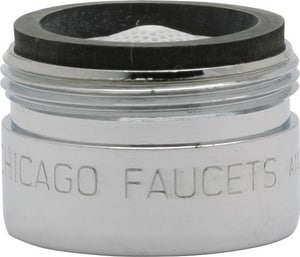 Chicago Faucet 1 gpm Pressure Compensating Non-Aerating Econo-Flow Spray CE26JKABCP