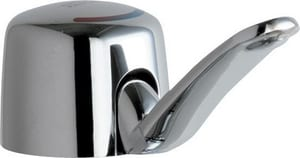 Chicago Faucet Repair Handle Kit in Polished Chrome C2200200KJKABCP