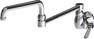 Chicago Faucet Single Supply Sink Faucet C332DJ24AB