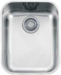 Franke Consumer Products Artisan Single Bowl Undercounter Kitchen Sink FARX11014