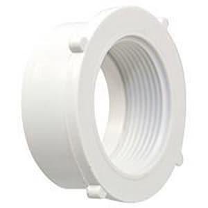 PVC DWV Slip x Hub Flush Bushing PDWVFBT