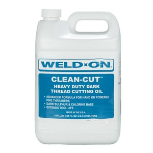 Weld-On Dark Cutting Oil I8042