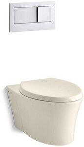 Kohler Veil™ 1.6 gpf Elongated One Piece Toilet K6299