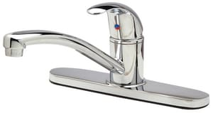 Zurn Industries Kitchen Faucet with Sidespray ZZ7870CXLSO