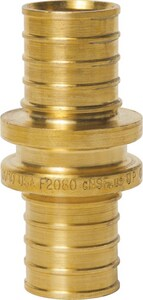 Brass Coupling S645AG