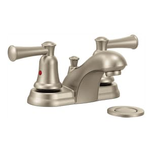 CFG Capstone™ 1.5 gpm 2-Handle Lavatory Faucet with Waste CFGCA41211