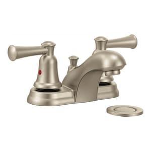 CFG Capstone® 1.5 gpm 3-Hole Centerset Lavatory Faucet with Double Lever Handle CFGCA41211