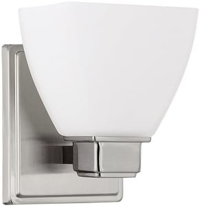 Capital Lighting Fixture 75W 1-Light Wall Sconce C8511216
