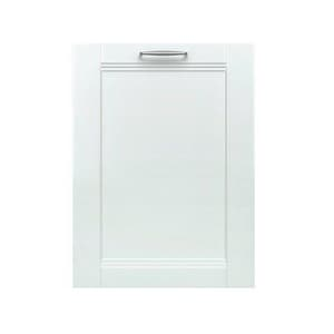 Bosch 24 in. Panel Ready 300 Series Dishwasher in White BSHV53TL3UC