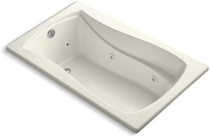 Kohler Mariposa® 60 x 29 in. Tub and Shower with Right Hand Drain K1239