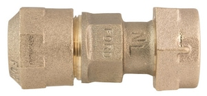 Ford Meter Box Quick Joint Brass Coupling FC34QNL