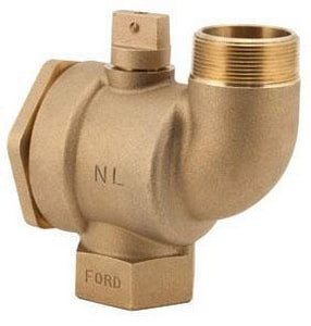 Ford Meter Box FIP x MIP Blow-Off Valve FBLA18777TANL