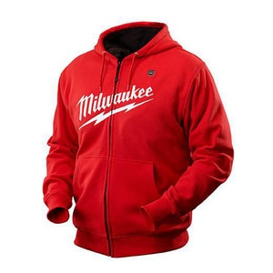 Milwaukee M12™ Heated Hoodie in Red M2370