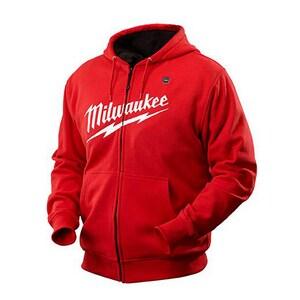 Milwaukee M12™ Heated Hoodie in Red M2370