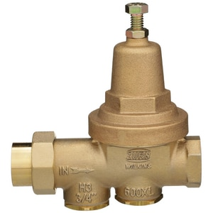 Wilkins Regulator 300 psi Union x FNPT Pressure Reducing Valve W610XL