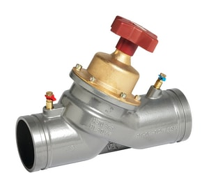 Victaulic Ductile Iron Grooved Ball Valve VV789CBV