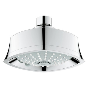 Grohe Euphoria Grandera™ 2 gpm Showerhead in Starlight Polished Chrome G26035000