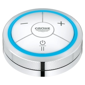 Grohe Veris® Digital Control in Starlight Chrome G36294000