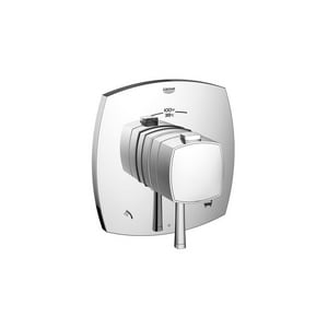 Grohe Grandera™ 2-Function Thermostatic Trim with Control Module in Starlight Polished Chrome G19939000