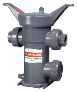 Hayward Industrial Products 2 in. Simplex Basket Strainer HBS10200T at Pollardwater