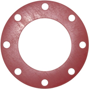 FNW Full Face Gasket in Red FNWR3FFGA