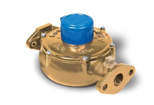 Hersey Meters 562 Bronze Series 1-1/2 in. Register Water Meter MWONS201 at Pollardwater