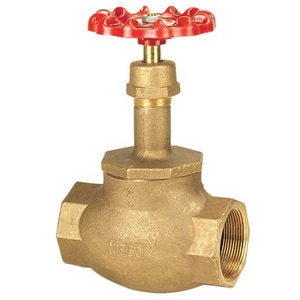 Nibco 175 psi Bronze Threaded EPDM Globe Valve NKT211WU