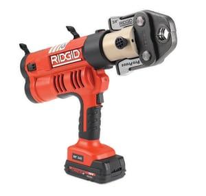 Ridgid RP 340 18V 1/2 - 2 in. Battery or AC Press Tool Kit R43358