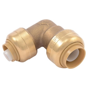Sharkbite Brass Push 90 Degree Elbow SU272LF
