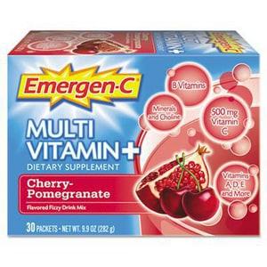 Emergen-C Multi-Vitamin Plus Drink Mix ALAEF19