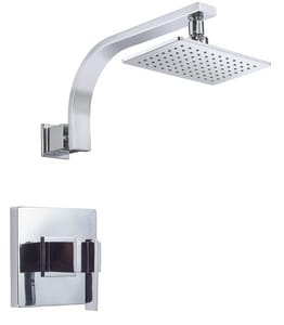 Danze Sirius® 2 gpm Shower Faucet Trim with Single Lever Handle DD512544T