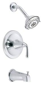 Danze Bannockburn™ Single Lever Handle Tub and Shower Faucet DD500056T