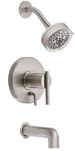 Danze Parma™ 2 gpm Tub and Shower Trim Kit with Single Lever Handle DD512058T