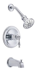 Danze Sheridan™ Single Lever Handle Tub and Shower Faucet Trim DD520155T