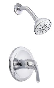 Danze Melrose® 1.5 gpm 2-Hole Shower Faucet Trim with Single-Handle in Polished Chrome DD513511T