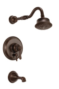 Danze Opulence® 2 gpm Tub and Shower Trim Kit with Single Lever Handle DD512157T