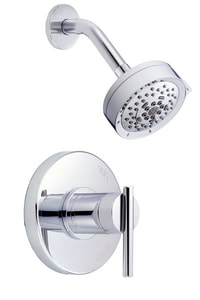 Danze Parma™ 2-Hole 2 gpm Pressure Balance Shower Trim with Single Lever Handle (Trim Only) DD512558T