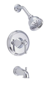 Danze Cape Anne™ 2.5 gpm Tub and Shower Trim Kit with Single Lever Handle DD500026T